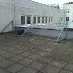 Ny terrasse Brønshøj, Herlev, Rødovre, fliser indhegnet